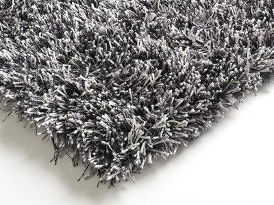 Tapijt Zwart Wit : Vloerkleed zwart wit hoogpolig zwart witte vloerkleden