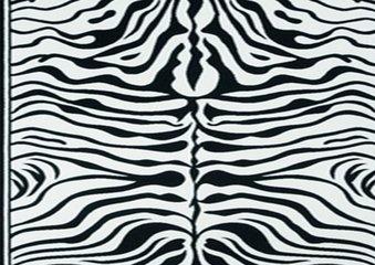 Vloerkleed Zebra