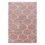 Vloerkleed Tapaso 3102 roze_