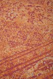 Tabriz  tapijt Orange_