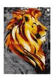 Design vloerkleed Art 306 kleur Multicolor_