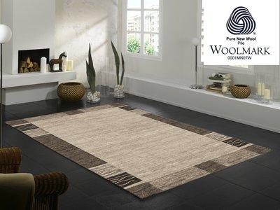 Wol vloerkleed Wool Plus 469 Natur