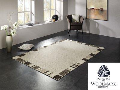 Vloerkleed Wool Plus 470 Natur