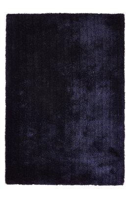 Hoogpolig vloerkleed King Blauw