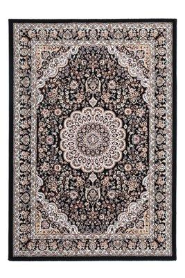 Klassiek Oriental vloerkleed Arab zwart