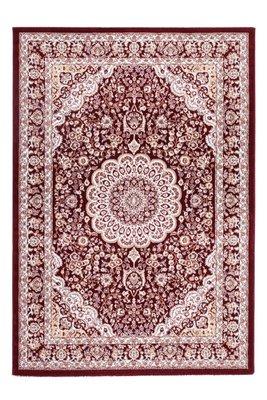 Rood klassiek vloerkleed of karpet Arab