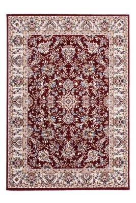 Klassiek rood vloerkleed of karpet Arab