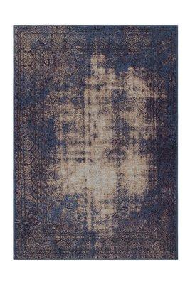 Vintage vloerkleed Romy Blauw