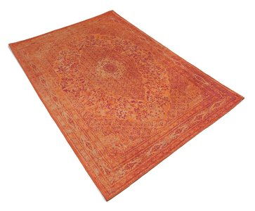 Tabriz  tapijt Orange