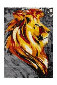 Design vloerkleed Art 306 kleur Multicolor