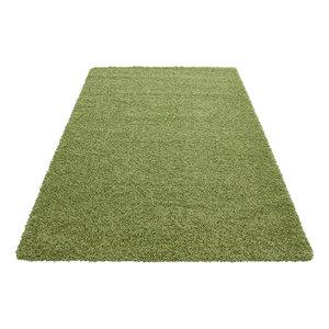 groen vloerkleed